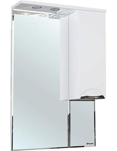 Bellezza spoguļu skapītis Альфа 55 - 1
