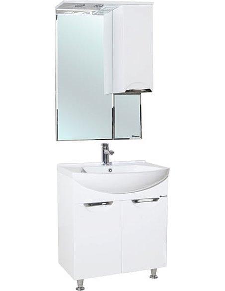 Bellezza spoguļu skapītis Альфа 55 - 2