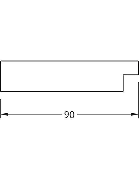 Evoform spogulis Definite BY 3054 - 4