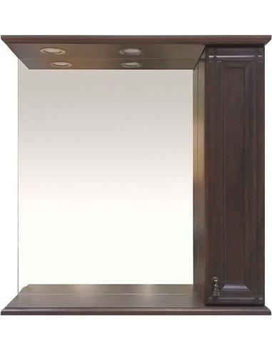 Misty spoguļu skapītis Рим 85 R - 1
