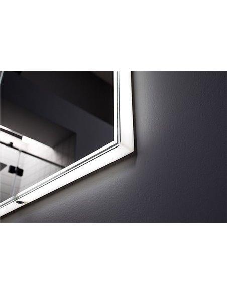 Aquanet spogulis Палермо 10085 - 3