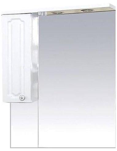 Misty spoguļu skapītis Александра 65 - 1
