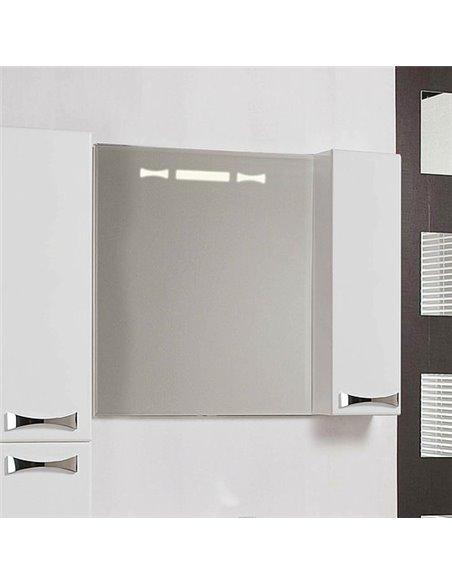 Акватон spoguļu skapītis Диор 80 - 1