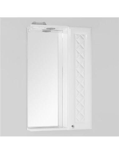 Style Line spoguļu skapītis Канна 50/С - 1