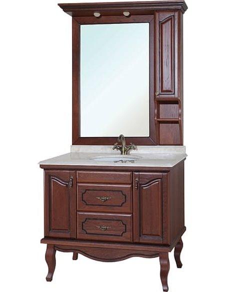 Bellezza spoguļu skapītis Рим 110 - 2