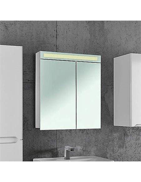 Dreja.eco spoguļu skapītis Uni 70 - 1