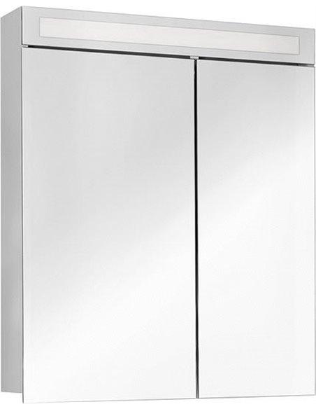 Dreja.eco spoguļu skapītis Uni 70 - 4
