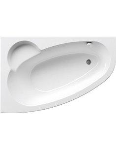 Ravak Acrylic Bath Asymmetric - 1