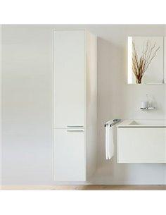 Шкаф-пенал Keuco Royal 60 белый глянец, с корзиной L