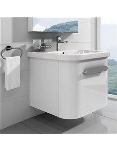 Ravak Vanity Unit With A Basin Chrome - 1