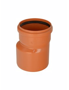 Ārdarbu pāreja PVC DN125/110 853 - 1