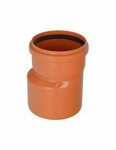 Ārdarbu pāreja PVC DN160/125 853 - 1
