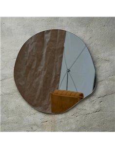 """Honey Furniture neregulārs spogulis """"Forest Lake"""" - 1"""