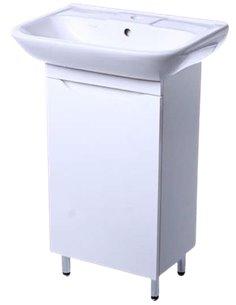 Dneprokeramika vanity unit with basin Lima 55 - 1