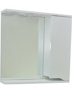 Dneprokeramika Izeo55 Skapītis ar spoguli - 1