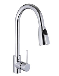 MAGMA kitchen mixer with pull-out spout ABAVA MG2056 - 1