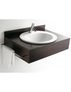 Bathco built-in basin...