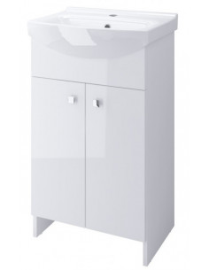 Cersanit skapītis ar izlietni Bianco 470 - 1