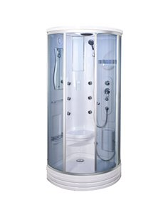 Duschy masāžas dušas kabīne 6006