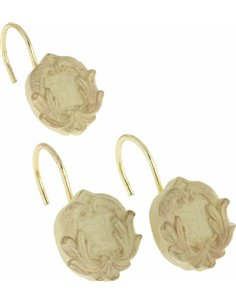 Carnation Home Fashions Curtain Hook Victorian PHP-VIC/56 - 1