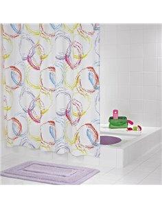 Ridder Bathroom Curtain Party 33810 - 1