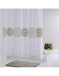Ridder Bathroom Curtain Tunis 46359 - 1