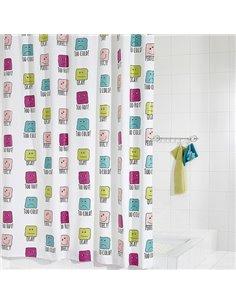 Ridder Bathroom Curtain Enjoy 32640 - 1