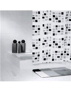 Ridder Bathroom Curtain Stones 140320 - 1