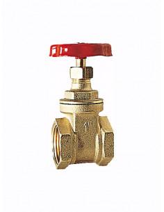 "Gate valve F-F 5230 4"" - 1"