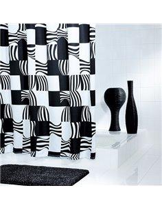 Ridder Bathroom Curtain Swing 42370 - 1