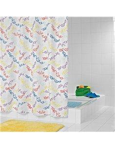 Ridder Bathroom Curtain Carneval 47310 - 1