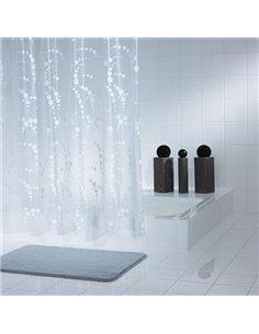 Ridder Bathroom Curtain Dots 32371 - 1