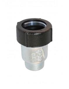 Bezvītņu pāreja ĀV tērauda caurulēm 3100GE 2 GEBO - 1