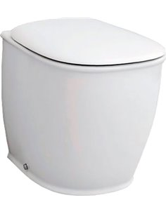 ArtCeram Back To Wall Toilet Azuley AZV002 - 1