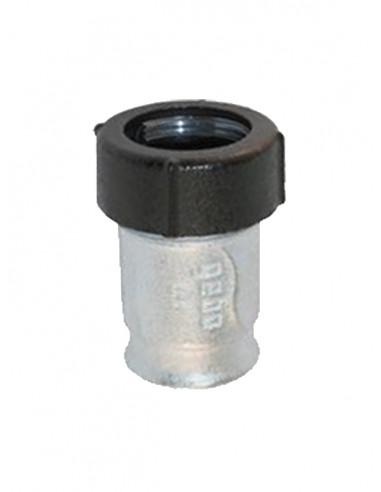 Bezvītņu pāreja IV tērauda caurulēm 3101GE 2 GEBO - 1