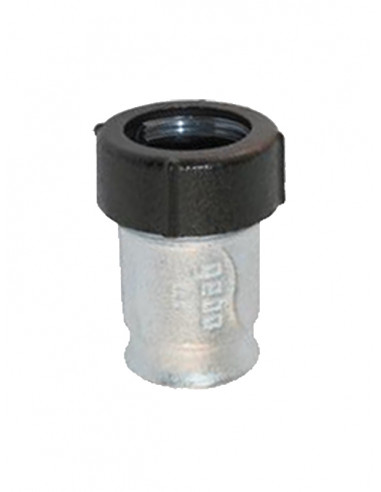 Bezvītņu pāreja IV tērauda caurulēm 3101GE 3/4 GEBO - 1