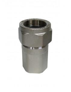 Bezvītņu pāreja IV tērauda caurulēm 3101N 1 - 1