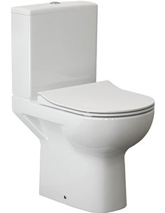 Cersanit Toilet Street Fusion Clean On 011 KO-SFU011-3/5-COn-S-DL - 1
