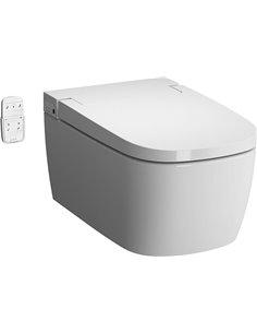 VitrA Wall Hung Toilet V-Care 5674B003-6103 - 1
