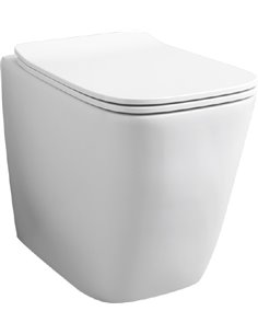 ArtCeram Back To Wall Toilet A16 ASV002 - 1