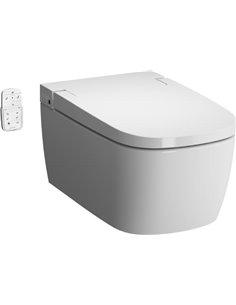 VitrA Wall Hung Toilet V-Care 5674B003-6104 - 1