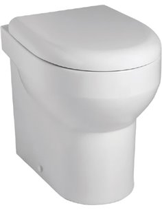 ArtCeram Back To Wall Toilet Smarty 2.0 SMV002 - 1