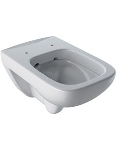 Komplekts: Rāmis Geberit Duofix UP320 ar pogu  + Tualetes pods Geberit Renova Plan   - 1