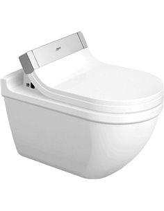 Duravit Wall Hung Toilet Starck 3 2226590000 - 1
