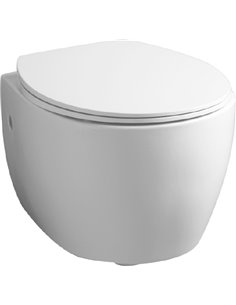 ArtCeram Wall Hung Toilet Step STV001 - 1