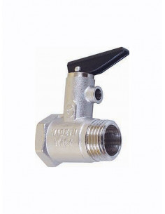 Safety valve for water-heater 3635 - 1