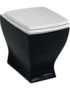 ArtCeram Back To Wall Toilet Jazz JZV002 - 1