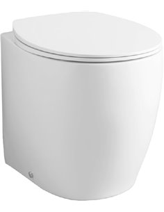 ArtCeram Back To Wall Toilet Step STV002 - 1