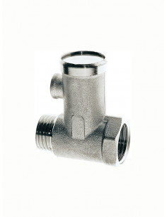Security valve for water-heater 696 1/2 - 1