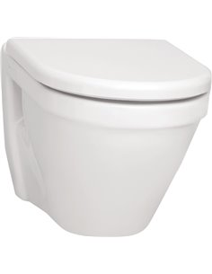 VitrA Wall Hung Toilet S50 5318B003 - 1